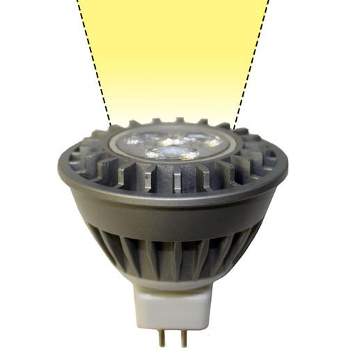120v 3 6w Led Warm White Mr16 Light Bulb