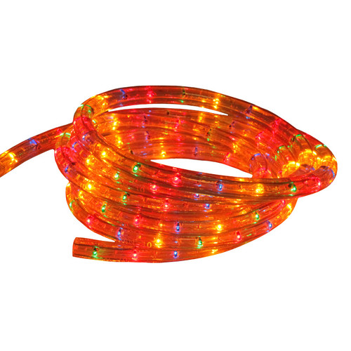 12v custom cut multi color redgreenyellowblue incandescent rope ez lighting aloadofball Image collections