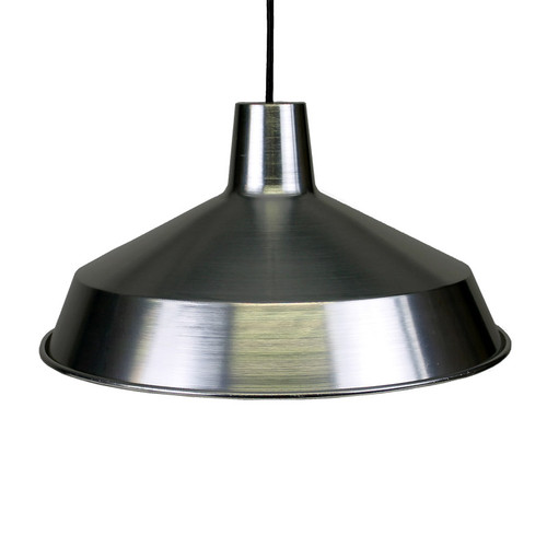 120V Cast Metal Vintage Barn Light Hanging Pendant (AQ