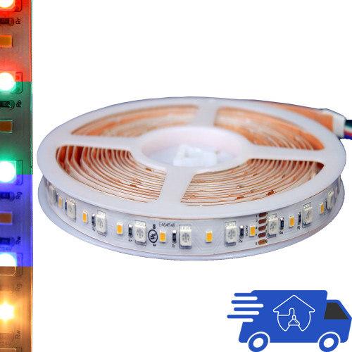 12v Dimmable Flexible Warm White Led Tape Light 16 4