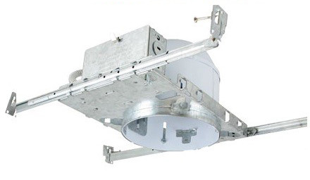 120V 6 Inch Non-IC Shallow New Work Can CH5AT