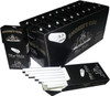 SMOKER'S CLUB FILTER STICKS 5.3mm. 126 Filter Tips per Box , 20 Boxes per Display This Product is Sold in a Display Box of 20 Boxes. Each Box Contains 21 Sticks of 6 Filters Filter Diameter : 5.3 mm. Length Of Filter: 13mm.