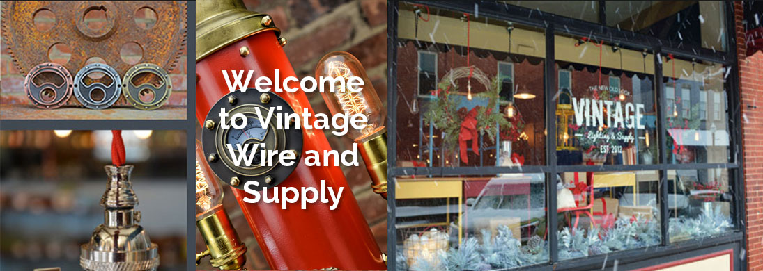 Vintage Wire And Supply Ebay Stores