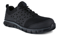 Men's Black Composite Toe Athletic Oxford