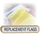 SSP Flags Replacement Flags for golf carts, motorcycles, cars and more.