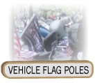 SSP Flags Golf Cart Flag Poles, Motorcycle Flag Poles, Car Flag Poles