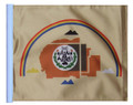 NAVAJO NATION 11in x15 Replacement Flag for Motorcycle, Golf Cart and Car flag poles