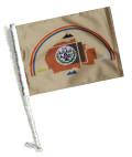 NAVAJO NATION Car Flag with Pole