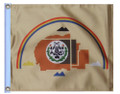 NAVAJO NATION 11in X 15in Flag with GROMMETS