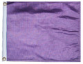 PURPLE 11in X 15in Flag with GROMMETS