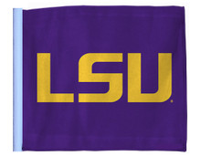 LOUISIANA STATE LSU TIGERS Flag with 11in.x15in. Flag Variety