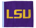 LOUISIANA STATE LSU TIGERS Flag - 11in.x15in.
