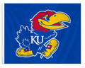 UNIVERSITY OF KANSAS Flag - 11in.x15in.