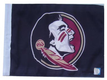 Florida Seminoles - FSU Flag with 11in.x15in. Flag Variety