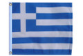 GREECE 11in X 15in Flag with GROMMETS