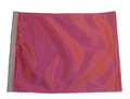 PINK Motorcycle Flag with Sissybar or Trunk Style Pole