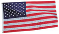 USA, United States, American,  Nylon Flag - 1 ply