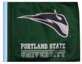 PORTLAND STATE Flag - 11in.x15in.