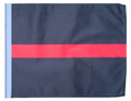THIN RED LINE 11in X 15in Flag with GROMMETS