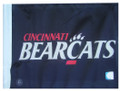 CINCINNATI BEARCATS Flag - Approx. Size 11in.x15in.