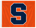 SYRACUSE UNIVERSITY Flag with 11in.x15in. Flag Variety