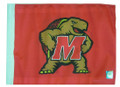 Maryland Terrapins Flag - Approx. Size 11in.x15in. Flag Variety