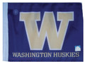 WASHINGTON HUSKIES Flag - 11in.x15in. Flag
