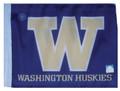 WASHINGTON HUSKIES Flag - 11in.x15in. Flag