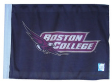 BC Eagles Flag - Approx. Size 11in.x15in.
