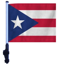 Puerto Rico Flag - 11in.x15in.