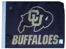 COLORADO BUFFALOES Flag with 11in.x15in. Flag Variety