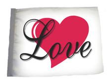 Love Flag - 11in.x15in.
