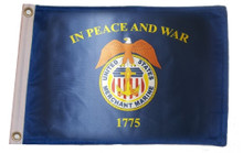 U.S. Merchant Marine Flag - 11in.x15in.