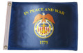 U.S. Merchant Marine Flag - 11in.x15in.