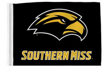 SOUTHERN MISS Flag - 11in.x15in.