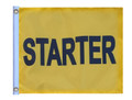 STARTER Flag - 11in.x15in. with Grommets