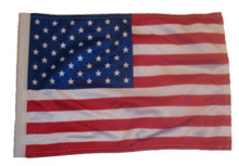USA MEDIUM 7 -1/2 in. x 10 in. Replacement Flag for Motorcycle, Golf Cart and Car flag poles