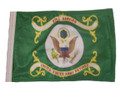 RETIRED ARMY 11in x15 Replacement Flag for Motorcycle, Golf Cart and Car flag poles