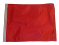 RED 11in x15 Replacement Flag for Motorcycle, Golf Cart and Car flag poles