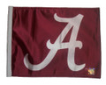 ALABAMA CRIMSON A Flag with 11in.x15in. Flag Variety
