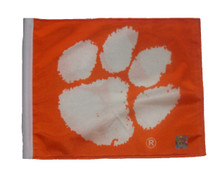 CLEMSON Flag - Approx. Size 11in.x15in.