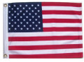 USA, United States, American, 11in x 15in Flag with GROMMETS
