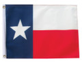 STATE of TEXAS 11in X 15in Flag with GROMMETS