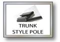 Trunk Style Flag Pole