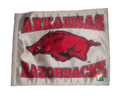 UNIVERSITY of ARKANSAS RAZORBACKS Flag - 11in.x15in. Flag Variety