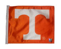 UNIVERSITY of TENNESSEE Flag with 11in.x15in. Flag Variety