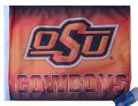 OKLAHOMA STATE UNIVERSITY Flag - 11in.x15in.