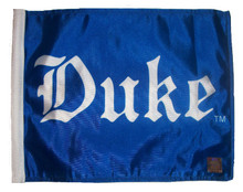 DUKE (TEXT) Flag with 11in.x15in. Flag Variety