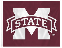 MISSISSIPPI STATE BULLDOGS Flag with 11in.x15in. Flag Variety