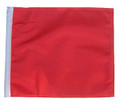 ORANGE 11in x15 Replacement Flag for Motorcycle, Golf Cart and Car flag poles